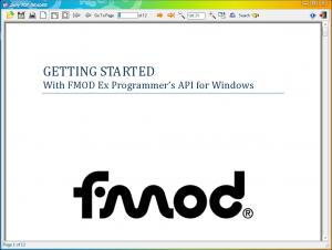 3nity PDF Reader Portable 1.0 - náhled