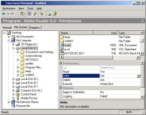 CoreForce 0.95 - náhled