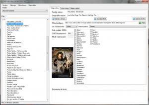 DVD Filmotéka 1.6.2 - náhled