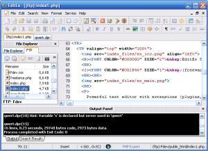 EditEx 5.0.2 - náhled