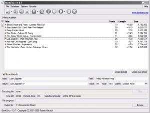 BonkEnc Portable 1.0.20 rev 2 - náhled