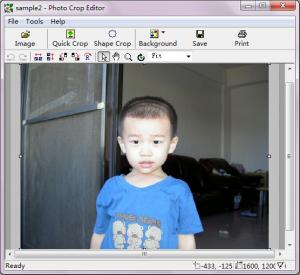 Photo Crop Editor 2.0 - náhled