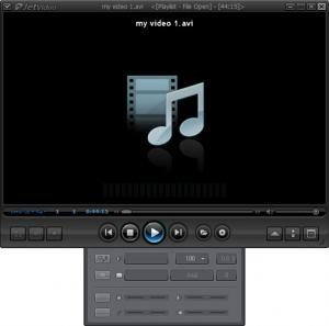 jetVideo 8.1.6 - náhled