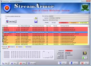 Stream Armor 2.5 - náhled