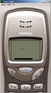 Nokia Snake 1.0 - náhled