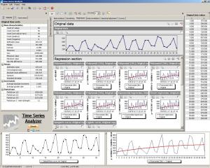 Time Series Analyzer 1.1.2 - náhled
