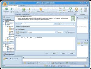 EMCO Remote Shutdown 5.0.7 - náhled