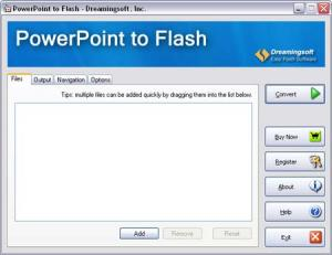 PowerPoint to Flash 2.6.1 - náhled