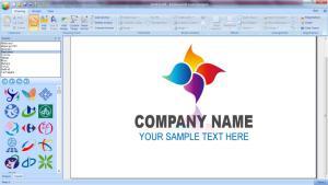 EximiousSoft Logo Designer 3.86 - náhled