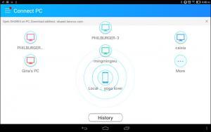 Lenovo SHAREit 3.5.0.1144 - náhled