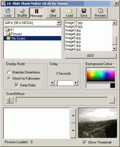 10. Slide Show 0.51b - náhled