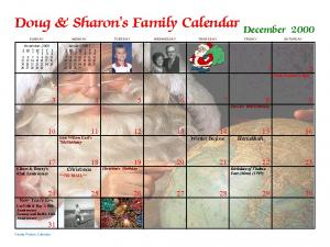 Family Picture Calendar 4.0.8 - náhled