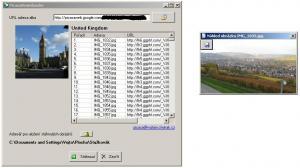 PicasaDownloader 1.1 - náhled