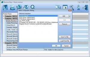 Recover Keys 11.0.4.233 - náhled