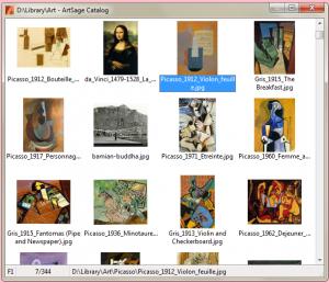 ArtSage 1.00 - náhled