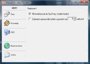 MikkiEX3's SHUTDOWN 1.21 - náhled