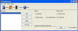 MailDominion 1.1.1 - náhled