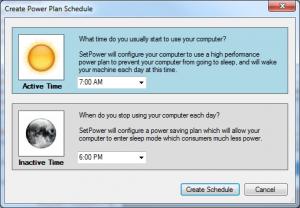 SetPower 1.3.0 - náhled