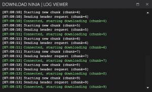 Download Ninja Build 33 - náhled