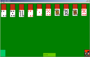 Java Spider Solitaire 1.0