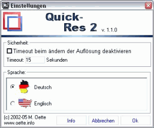 Quick Res 2 1.1.2 - náhled