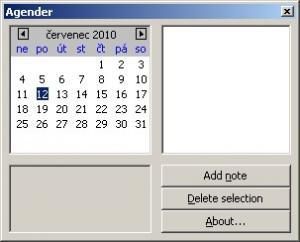Agender 1.1.5.1 - náhled