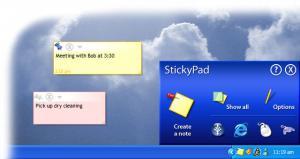 StickyPad 2.2.50 - náhled