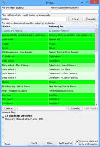 Seznam filmů 1806050 - náhled