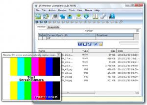 1AVMonitor 1.9.1.20 - náhled