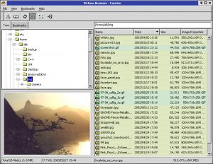 Cornice 0.6.1 - náhled