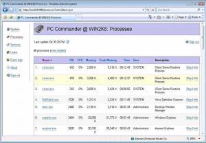 PC Commander 3.0 - náhled