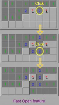 Hledání min - Minesweeper Dreams - náhled