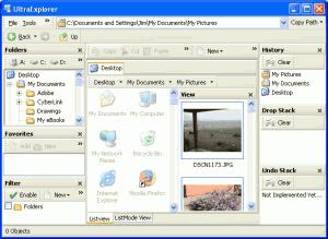 UltraExplorer 2.0.3.1 - náhled
