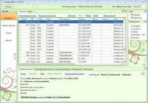Podací deník 2.1.27.5 - náhled