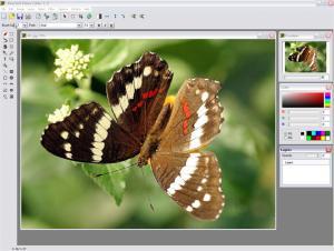 Altarsoft Photo Editor 1.51 - náhled