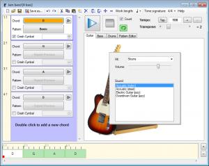 Guitar and bass 1.2.1 - náhled