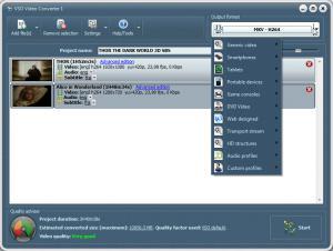 ConvertXtoVideo 2.0.0.88 - náhled
