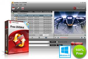 Pavtube Free DVDAid 1.1.0 - náhled