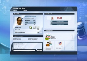 Fifa Manager 2010 - náhled
