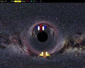 StarShip 2 - náhled