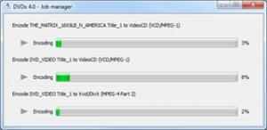 DVDx 4.2 - náhled