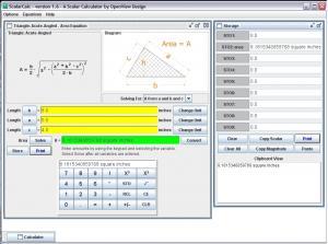 ScalarCalc 1.7 - náhled