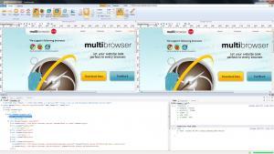 Multibrowser 1.3.1 - náhled