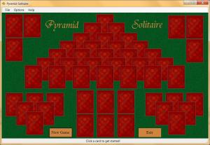 Pyramid Solitaire 1.2.0.0 - náhled