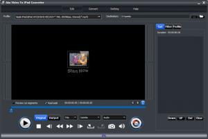 Aku Video To iPad Converter 6.5 - náhled