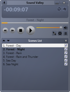 Sound Valley Portable 2.3.1.157 - náhled