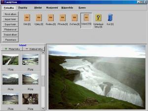 FamilyView 2.1 - Náhledy fotoalb - náhled