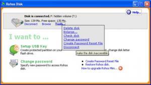 Rohos Mini Drive 1.8.2 - náhled