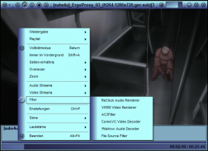 FF Player 0.97 - náhled