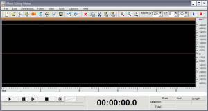 Music Editing Master 11.6.5 - náhled